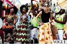 miss-kasukamako:    enjoying the colors of africa! <3