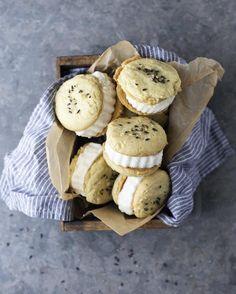 The Modern Proper: Sugar Cookie Ice Cream Sandwiches