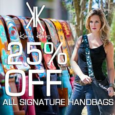This weekend is your last chance to save on Katie's Spring Break Sale on the Signature Collection. Choose a Celia, Dovie, Sadie, or Sophie and save 25%. Simply use the promo code SPRING15 at checkout. Sale ends at 12:00 a.m. Monday, March 16th, 2015.