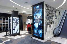 12 store design concepts of 2012 - Harvey Nichols Beauty Bazaar