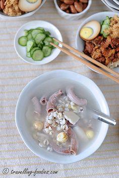 四神湯 – Si Shen Soup