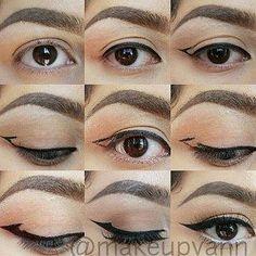 11 глэм АФ макияж советы для людей с капюшоном глаза