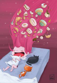 sweet dreams  http://chiarazava.blogspot.it/