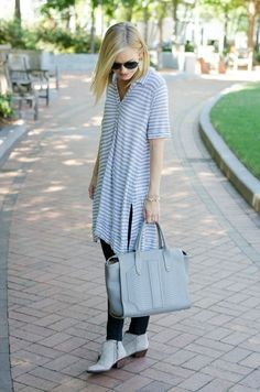 GiGi New York | Gates Slate Satchel | Life with Emily Fashion Blog