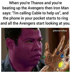 If you still need spoiler alerts for Infinity War you're not a real fan.