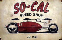 So-Cal Speed Shop Shirt