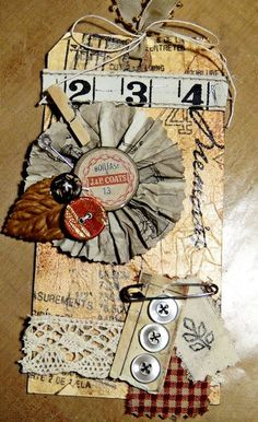 """""""12 Tags of Fall""""- Tag #6 by nancyburke @2peasinabucket"""