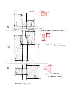 Discover recipes, home ideas, style inspiration and other ideas to try. Architecture Journal, Architecture Design, Conceptual Architecture, Architecture Concept Drawings, Architecture Portfolio, Landscape Architecture, Harvard Architecture, Pavilion Architecture, Residential Architecture