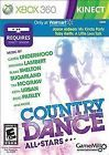 Country Dance All-Stars (Microsoft Xbox 360 2012)