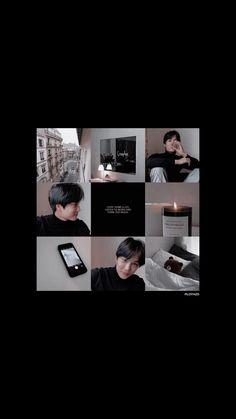🍦⋅𝚔𝚎𝚖𝚑𝚑𝚠 シ Colorful Wallpaper, Wallpaper S, Exo Kai, Baekhyun, K Pop, Exo Lockscreen, Kim Jong In, Blues, Aesthetic Wallpapers
