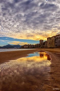 Methoni, Peloponissos, Greece