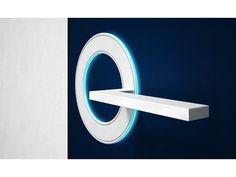 Stylish ORB Door Handle Features LED Indicators
