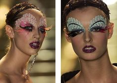 Yeye Things-eng: Gorgeous makeup by Pat McGrath#Repin By:Pinterest++ for iPad#