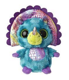 "5"" Aurora Plush Yoo Hoo Friends Dinosaur Dragon Stuffed Animal Toy w Sound | eBay"
