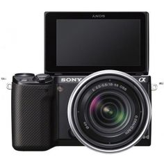 SONY Alpha NEX 5RK Black Digital Camera + 18-55mm OSS Lens - Save 15% ! - Shop Here : http://bigsmartshop.com/sony-digital-camera/435-sony-alpha-nex-5rk-black-digital-camera-18-55mm-oss-lens.html