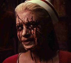 Silent hill crying nurse
