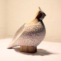 """Kim Jotuni 180 tykkäystä, 1 kommenttia - Visual artist & sculptor (@kimjotuni) Instagramissa: """"Hazel hen. New model for my woodcarving course. #woodart #bird #woodsculpture #art #artoftheday…"""""""