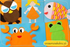Inspiracje na prace z kółek origami