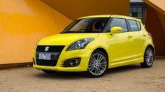 Suzuki Swift Suzuki Swift Review Specification Price Caradvice