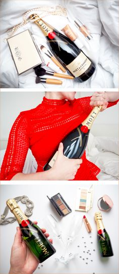 CHAMPAGNE ETIQUETTE WITH MOET the do's and don'ts...