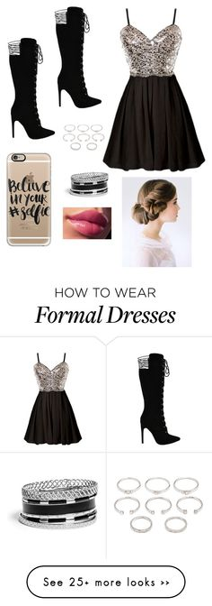 """""""Untitled #239"""" by catherine9202 on Polyvore featuring Casetify, GUESS and Forever 21"""