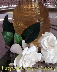 Λικέρ γαρδένια by Mairh Vase, Drinks, Liqueurs, Decor, Recipes, Drinking, Beverages, Decoration, Flower Vases