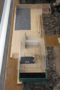 "https://flic.kr/p/mbSsse | Model of Barcelona pavillon by Ludwig Mies van der Rohe | Deutsches Architekturmuseum Frankfurt exhibition: European Union prize for contemporary architecture -  Mies van der Rohe award 1988-2013  photographed by Frank Dinger  BECOMING - office for visual communication <a href=""http://www.becoming.de"" rel=""nofollow"">www.becoming.de</a> <a href=""http://www.twitter.com/becoming_blog"" rel=""nofollow"">www.twitter.com/becoming_blog</a> <a ..."