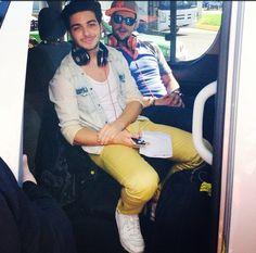 Gianluca & Ignazio - Mas Que Amor 2013 tour in Mexico ❤