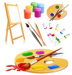 Drawing tools supplies