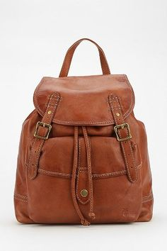 Frye Leather Campus Backpack - Urban Outfitters