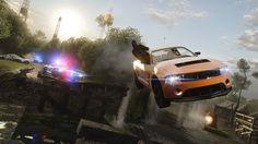Battlefield Hardline Screenshots Showcase Vehicular Action Stunts
