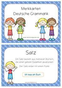 Merkkarten Deutsch, Mathematik, Geometrie