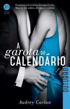 A Garota do Calendário - Outubro (A Garota do Calendário #10) by Audrey Carlan