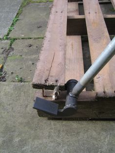 Image result for pallet breaker tool Pallet Tool, Pallet Shed, Welding Projects, Pallet Projects, Cool Tools, Diy Tools, Pallet Breaker, Pallet Buster, Build A Farmhouse Table