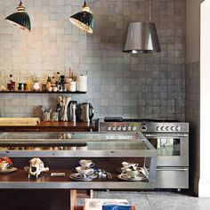 Kitchen | Sam Roddick house