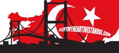 Finally made a new cover for our Facebook Page. Do like our page HERE to show your support! :)  IleftmyheartinIstanbul.com Flag, Graphics, Graphic Design, Facebook, Logos, Cover, How To Make, Logo, Science