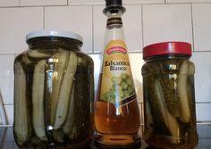 Szendvicsuborka recept foto