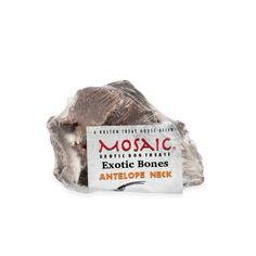 Mosaic — USA-Sourced Antelope Neck Bone