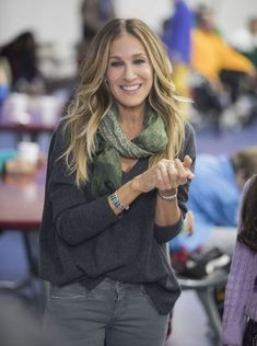Boho , 1971 x 3000 Boho Kleidung. , Look des célébrités Sarah Jessica Parker Cheveux, Sarah Jessica Parker Haare, Casual Street Style, Style Casual, Look Fashion, Autumn Fashion, Fashion Outfits, Oufits Casual, Casual Outfits