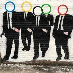 """Reservoir Dogs"" Toronto, Canada: new piece by Woke"