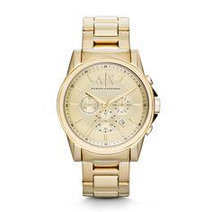cc44544a6b5 Armani Exchange Ax2099 mens bracelet watch
