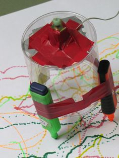 Irresistible Ideas for play based learning » Blog Archive » drawbot update