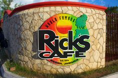 Rick's Cafe is good for all ages. The cliffs are simply amazing and the sunsets are truly remarkable. One of the best places in Jamaica to take photos. There are always jumpers to watch and live entrainment on stage. Jamaica Honeymoon, Montego Bay Jamaica, Jamaica Vacation, Jamaica Travel, Jamaica Jamaica, Dream Vacations, Vacation Trips, Vacation Spots, Jamaican Holidays