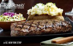 Tony Roma's Value Lunch Promo Bermula RM16.90