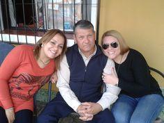 PASANDO EL #DIADELPADRE EN FAMILIA... FELIZ DÍA A TODOS!!!
