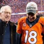 Could a Keynote Speaking Career with Archie Manning Be Next For Peyton?