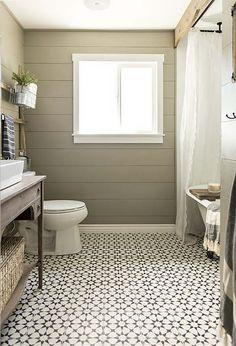 Bathroom, Cozy Cottage Farmhouse