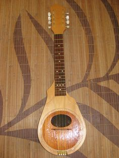 Mon ukulele coco