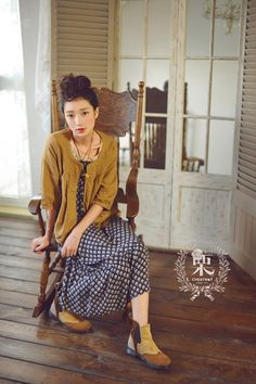 #taobao, #morikei, #mori, #forestgirl, #naturalkei Japanese Fashion, Japanese Girl, Japanese Outfits, Where To Buy Clothes, Forest Fashion, Librarian Style, Retro Fashion, Hipster Fashion, Mori Girl Fashion