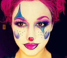 Bildergebnis für clown mund schminken